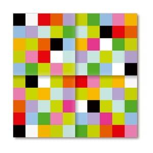 Papírové ubrousky Mini Mosaic, 20 ks