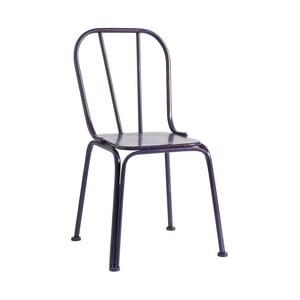 Dětská židle, fialová