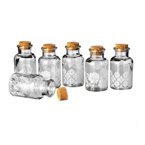 Set 6 sticluțe Unimasa Corcho, 175 ml