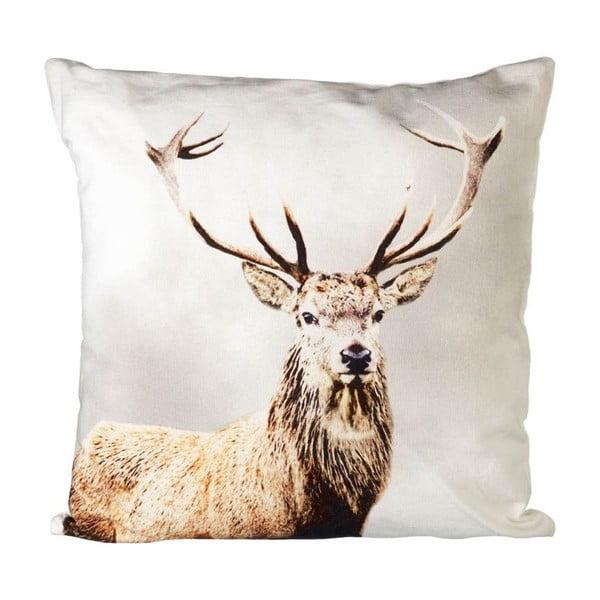 Polštář s výplní O my deer!, 45x45 cm