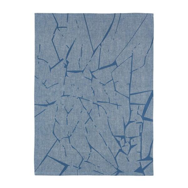 Modrá kuchyňská utěrka Zone Chaos, 70x50cm