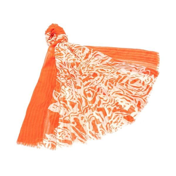 Šátek Laura Orange