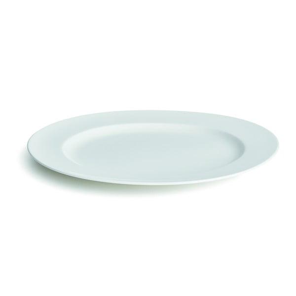 Kaolin fehér csontporcelán tányér, ⌀ 28 cm - Kähler Design