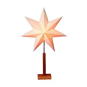 Svítící hvězda se stojanem Best Season Karo Medo