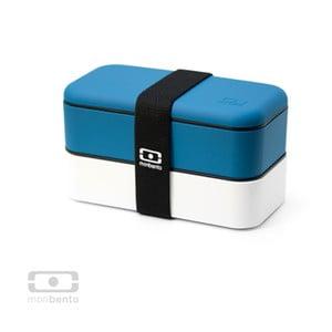 MB Original Bento Blue/White