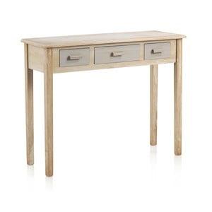 Konzolový stolek se 3 zásuvkami Geese Industry