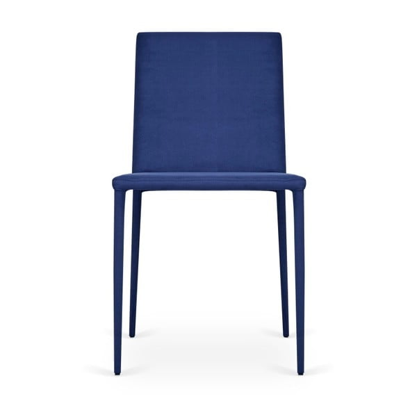 Sada 2 modrých židlí Garageeight Ikaalinen