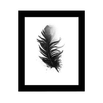 Tablou Alpyros Feather, 23 x 28 cm