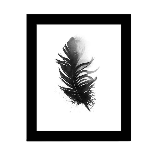 Tablou Alpyros Feather, 23 x 28 cm