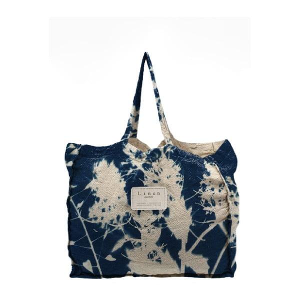 Tie-Dye szövet táska, szélesség 50 cm - Linen Couture