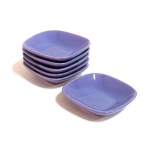Misky Kardelen Purple 14 cm, 6 ks