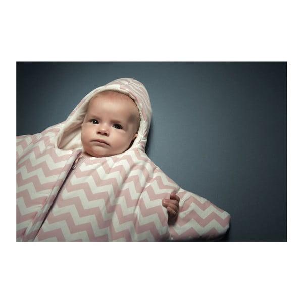 Dětský spací vak Star Beige M