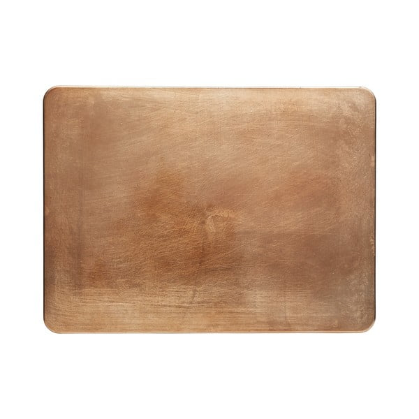 Sada 4 prostírání Kitchen Craft Winter Woodland Gold