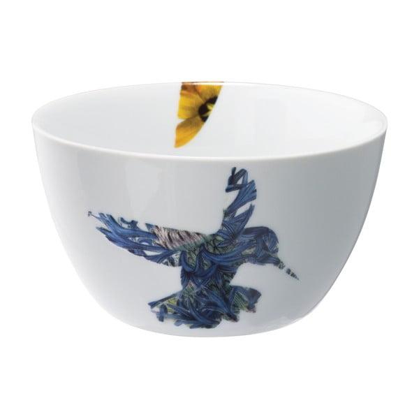 Sada 6 porcelánových misek Flutter, 14 cm