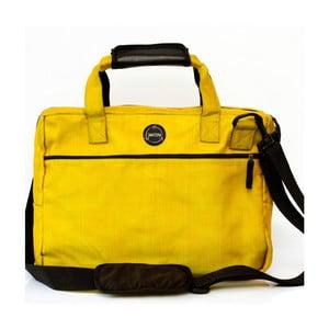 Taška na notebook Upload, žlutá