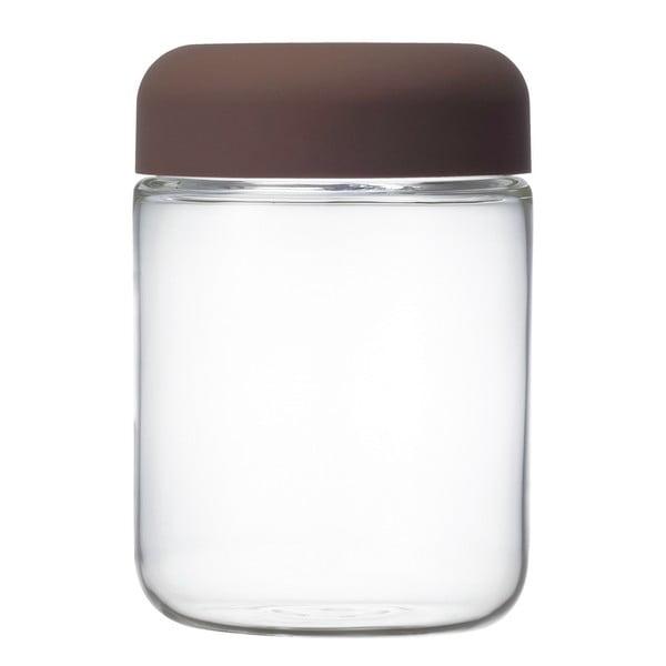 Dóza Cylin 750 ml, hnědá