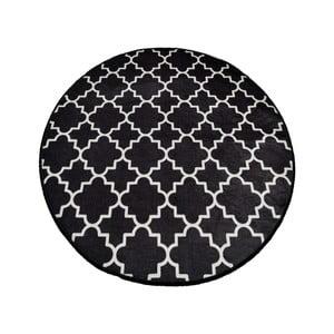 Koupelnová předložka Homefesto Cup Siyah, ⌀ 100 cm