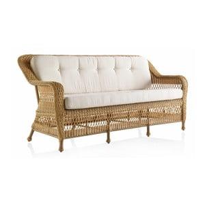 Canapea cu 3 locuri pentru grădină Geese Jessy