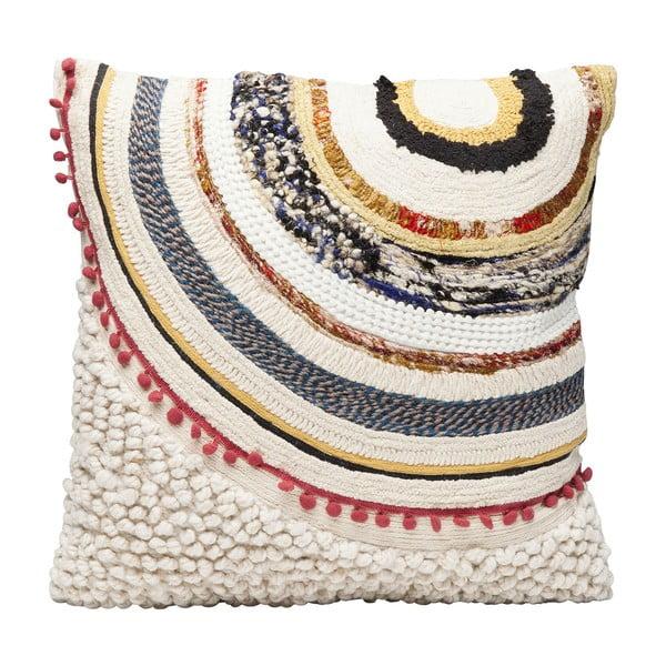 Bavlněný polštář Kare Design Ethno Earth, 50x50cm