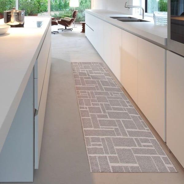 Vysoce odolný koberec Waves V9, 60x190 cm