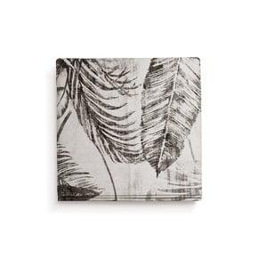 Sada 4 bavlněných prostírání s příměsí lnu L'Officiel Interiors Manaus, 37 x 48 cm