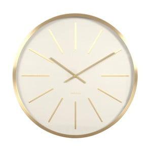Ceas de perete Present Time Maxiemus Brass
