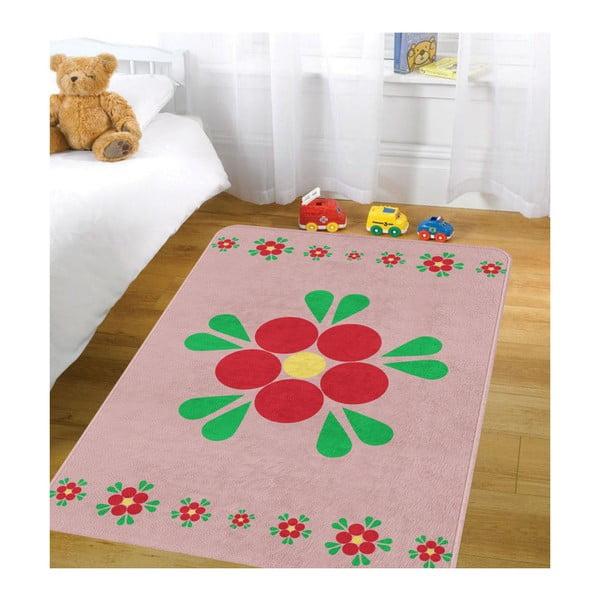 Dětský koberec OYO Kids Rustico, 80 x 140 cm