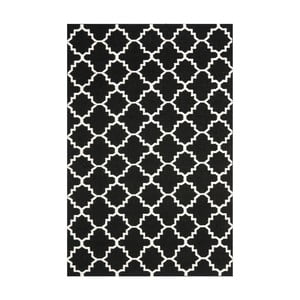 Vlněný koberec Safavieh Darien Dark, 91x152cm