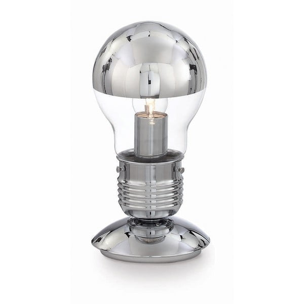 Stolní lampa Crido Chrome Idea