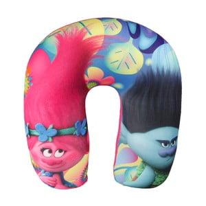 Dětský krční polštář InnovaGoods Trolls Neck Pillow