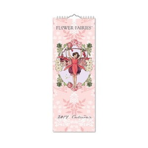 Calendar îngust Portico Designs Flower Fairies