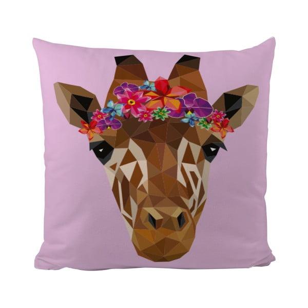 Polštářek Butter Kings Beautiful Giraffe