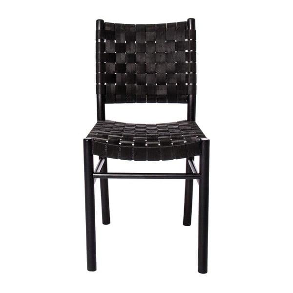 Sada 2 židlí Osaka Black