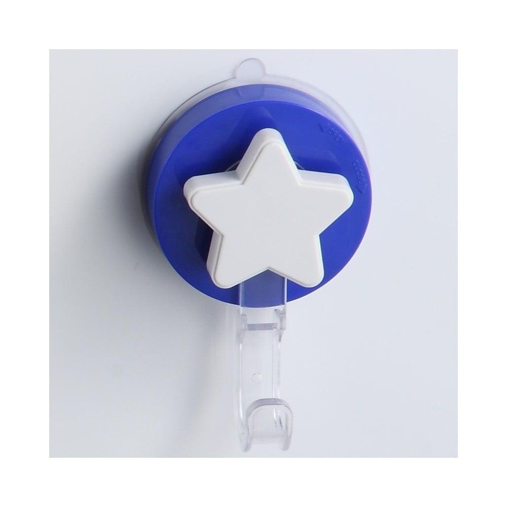 Modrý háček bez nutnosti vrtání ZOSO Star
