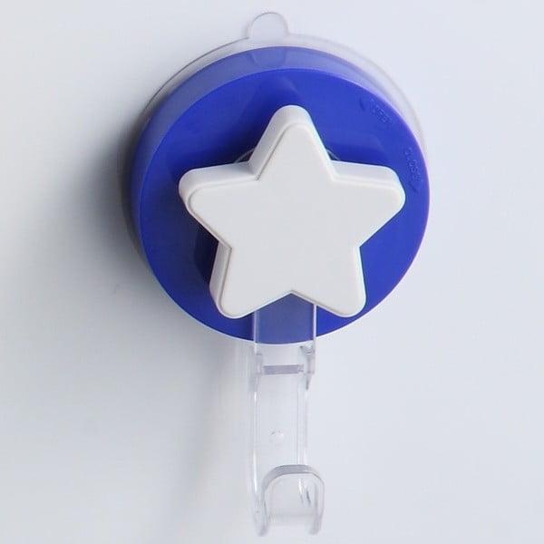 Cârlig cu montare fără găurire ZOSO Star Blue