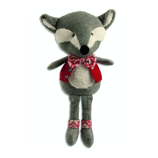 Dekorace Fluffy Fox