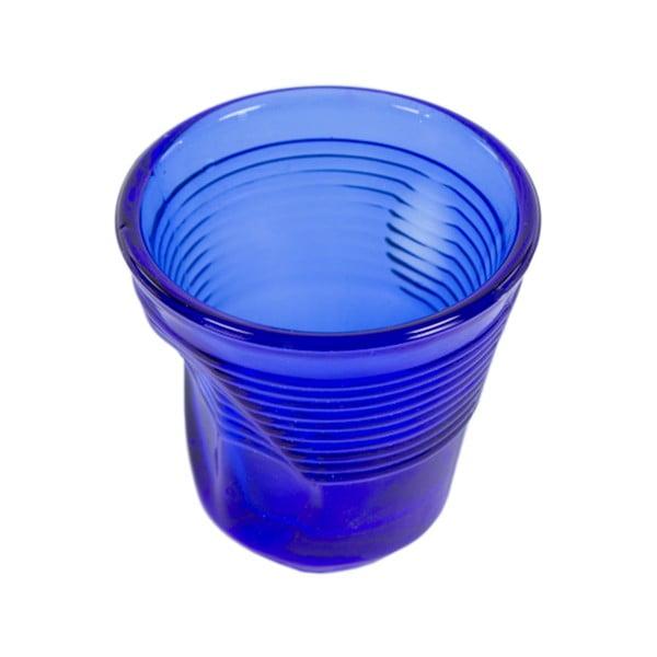 Sada 6 sklenic Kaleidoskop 115 ml, modrá