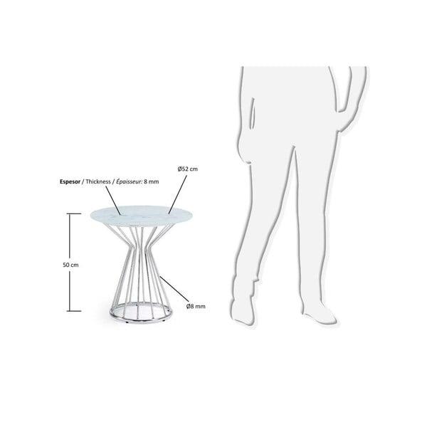 Odkládací stolek La Forma Lime