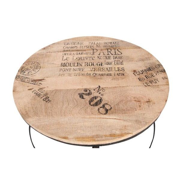 Odkládací stolek Moulin Rouge