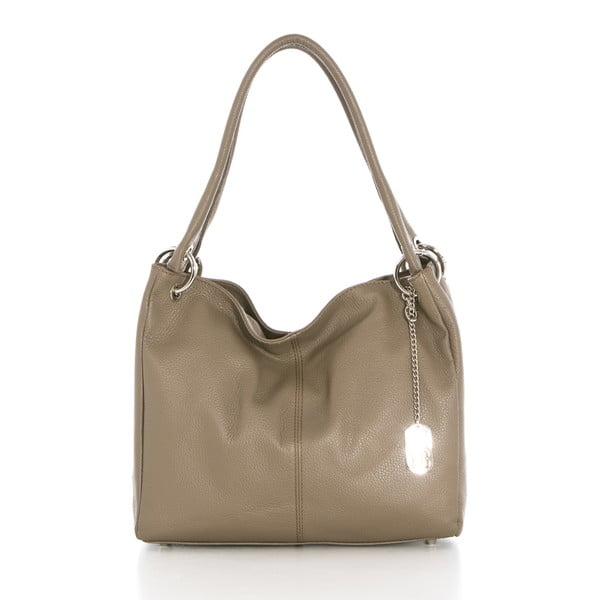 Kožená kabelka Dellio Fango