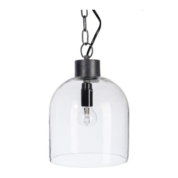 Stropní světlo Glass Minimal White, 18x18x22 cm