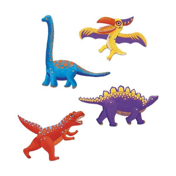 Dětské loutky Djeco Dinosauři