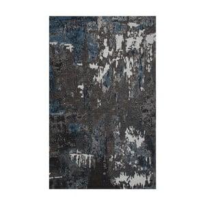 Šedý koberec Eco Rugs Marble, 135x200cm