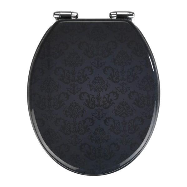 WC sedátko a snadným zavíráním Wenko Bellevue, 42,5 x 35,5 cm