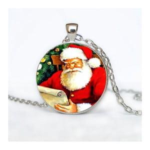 Dámský řetízek s přívěskem Butoni de Camasa Santa Claus