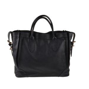 Modrá kožená kabelka Ore Diece Arlon