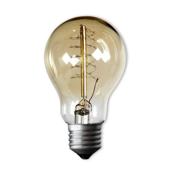 Žárovka Edison 32, A19 E27 40W