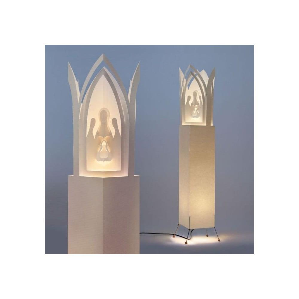 Světelný objekt MooDoo Design Betlém Praha, výška110 cm