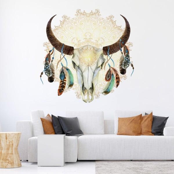 Samolepka Ambiance Boho Buffalo