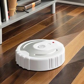 Robot smart pentru curățare podea InnovaGoods Floor Cleaner, alb imagine